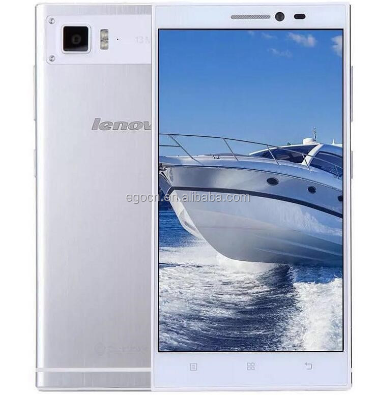 Original Lenovo Vibe Z2W smart Phone 5.5 Inch IPS Screen Android Dual <strong>Sim</strong> 2GB Ram MSM8916 Quad Core LTE Phone