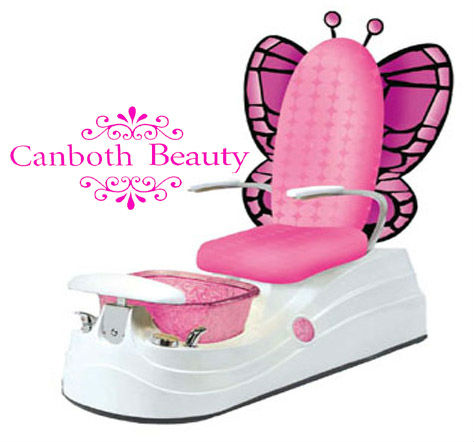 Pedicure butterfly chair