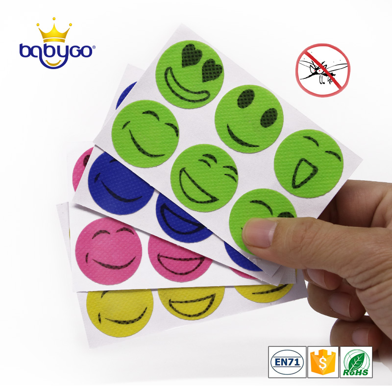 Deet Free Tiger Balm Anti Mosquito Repellent Patch For