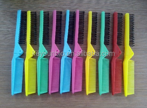 promotion high quality <strong>plastic</strong> <strong>lice</strong> <strong>comb</strong> beard <strong>comb</strong>