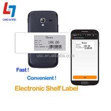1.54 inch Low Power Active Electronic Shelf Label, Esl, Digital Shelf Price Tag, Buy Epaper Price Tag