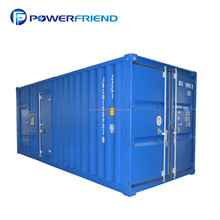 Weather proof 1000kw 1250kva 1500kva diesel generator price list