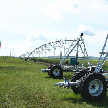 Lateral Move Irrigation System Type And Agriculture Usage Agricultural  Irrigation Sprinklers - Buy Mobile Sprinkler Irrigation System,Portable