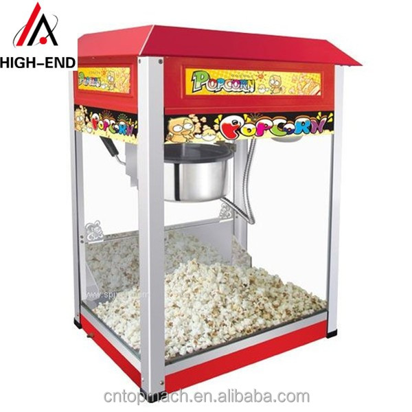 2017 big manufacture of caramel commercial kettle big popcorn BMH-59 popcorn machine/automatic popcorn vending machine