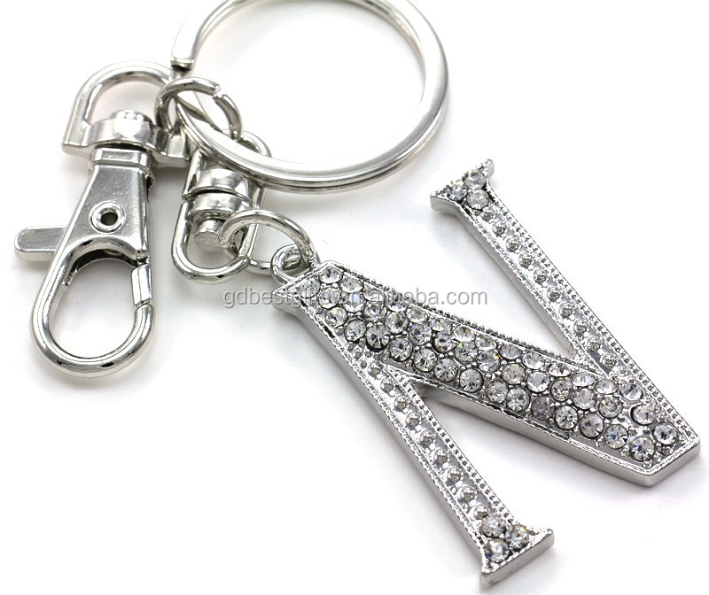 Live Animal Keychain,Boxing Keychain,Letter M Keychain