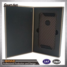China High-tech Appearance Carbon Fiber Custom Phone Cover