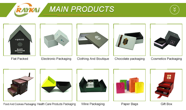 Factory gift card box wholesale gift packaging box paper gift box