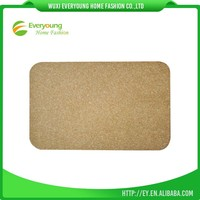 Hot Sale Anti-slip Cork Bath Mat Shower Mat