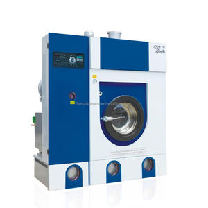 Professional full automatic dry cleaning equipment, laundry dry cleaner