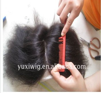 fast delivery India Remy Hair stock toupee