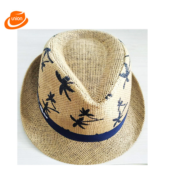 76619ddf8be Palm Tree Best Mens Western Nature Raffia Straw Hat New Women Cowgirls  Roll-up Summer Fashion Men Jazz Hat Cowboys Straw Hats - Buy Fashion Men  Jazz Hat ...