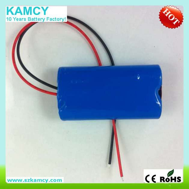 akku high discharge rate Lithium ion batery 18650 battery pack 3.7V li-ion battery 18650 8.4v battery