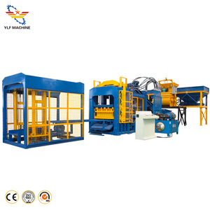 hydraulic automatic block making machine fly