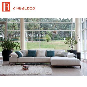 Modern Style Latest Luxury Recliner Corner Sofa Set Designs - Buy ...