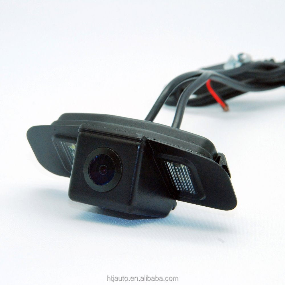 Specialized 170 degree hidden rear view car camera