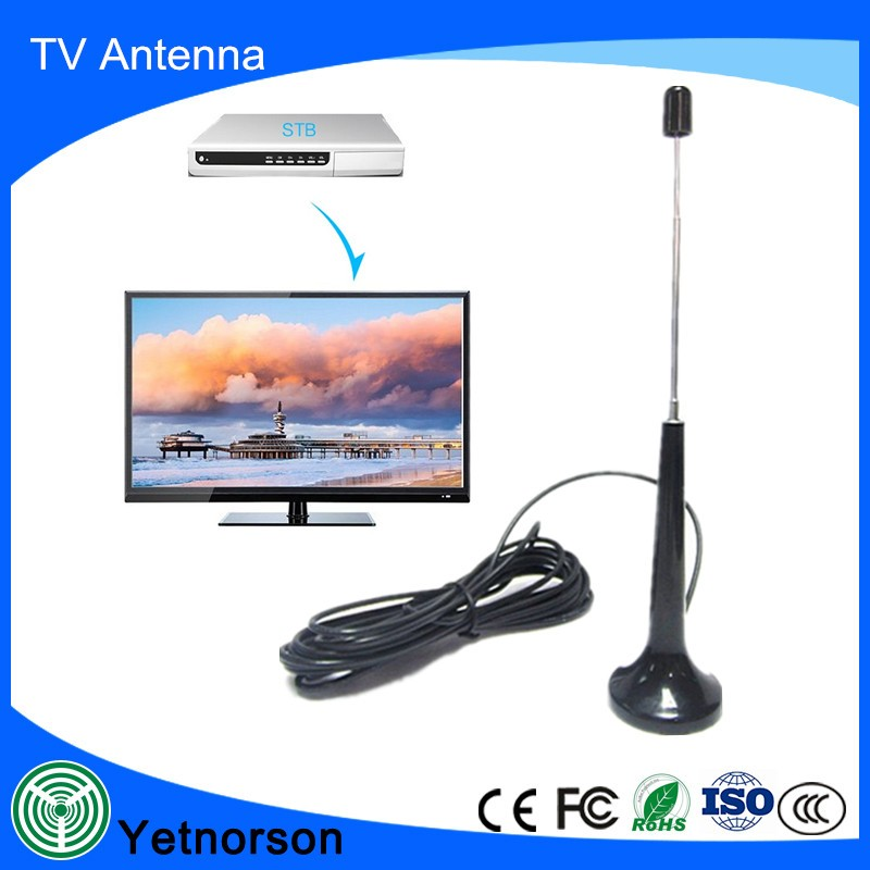 TV antenna UHF/VHF 470-862 MHZ outdoor DVB-T/DVB-T2/DAB HDTV antenna china supplier