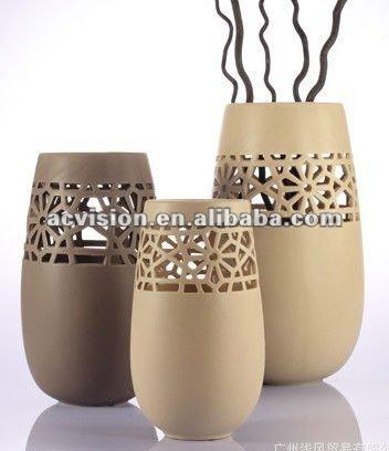 Chinese Ceramic Floor Vasebig Decorative Floor Vaseschinese Floor