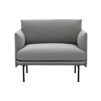 Modern Single Seater Design Color Fabric Couch Lounge Sofa With ...