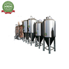 micro brewing equipment beer brewery fermenting tanks/ pot machine/Storage Tank