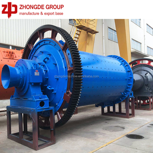 Gold/ Iron / Coal Grinding Ball Mill, Gold Grinding Mill, Gold Mining Machinery by ZHONGDE