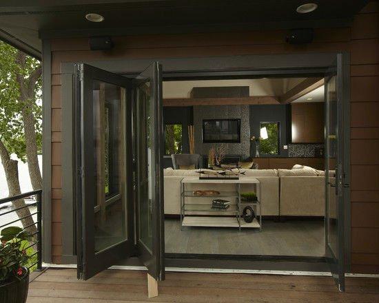 Pvc Bifold Door, Pvc Bifold Door Suppliers and Manufacturers at ...