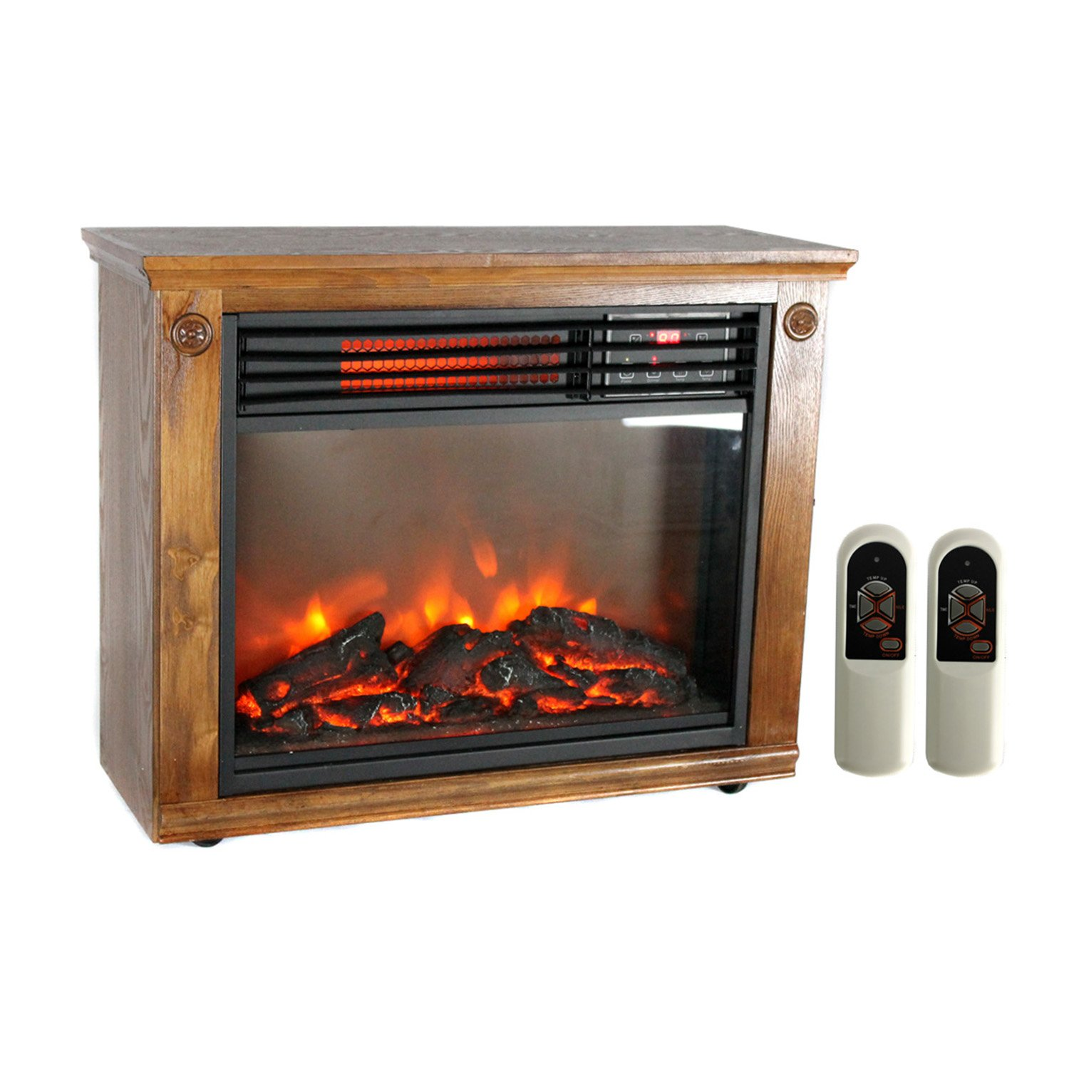 walmart sheridan pleasant canada en space ip heater cherry mobile hearth fireplace