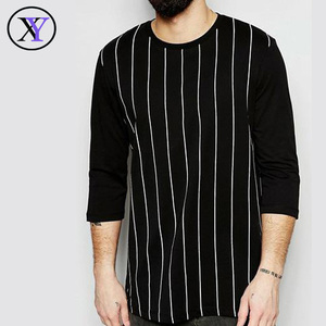 New Style cheap custom fashion mens european t-shirt