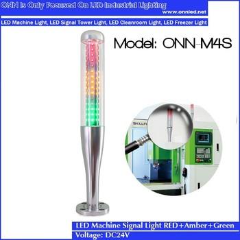 machine status light