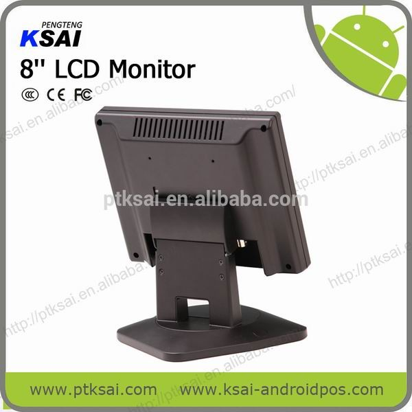 Android Os Pos 8 Inch All In One Pos Payment Terminal With Wifi ...