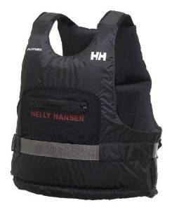 Helly Hansen 50N Rider Race Plus + Buoyancy Aid Ebony 33823