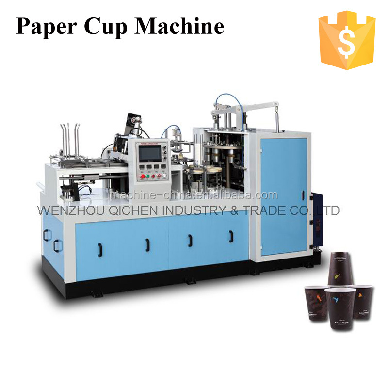 Good Quality ZBJ-X12 Automatic Middle Speed jbz a12 paper cup machine