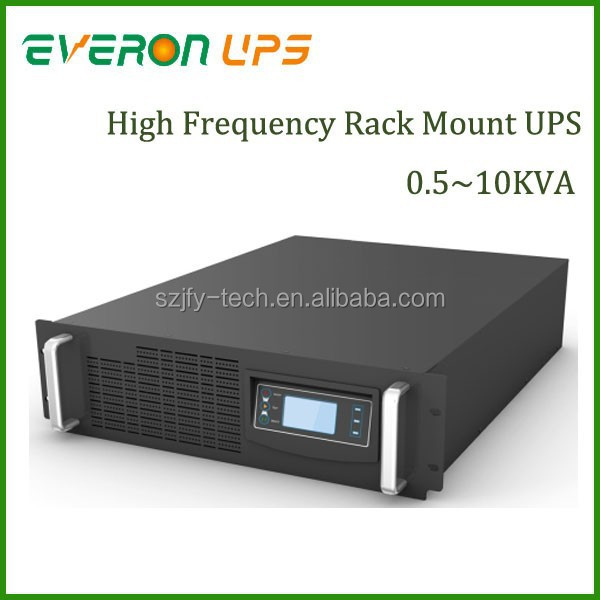 On-line UPS 2KVA With Rack Mount Style 72VDC