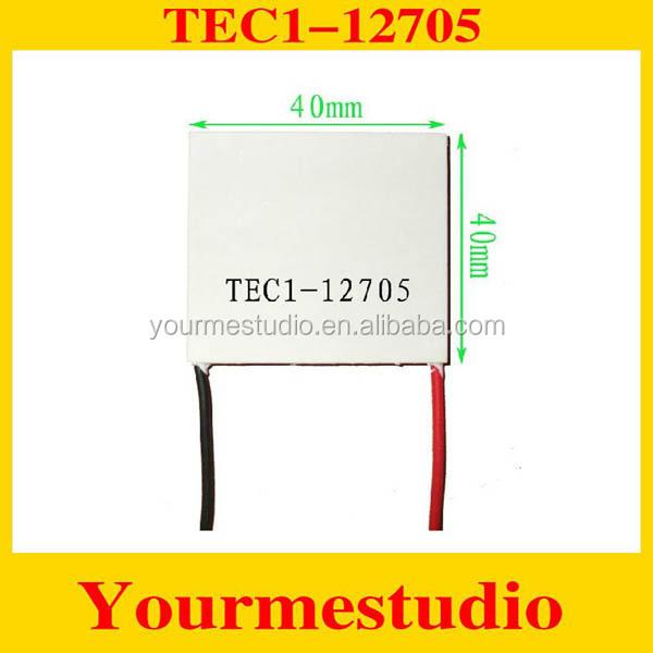 MODULE PELTIER TEC1-12705 EFFET THERMOELECTRIQUE 12705
