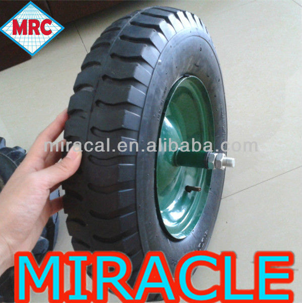 China Supplier Detachable Wagon Wheels And Axle