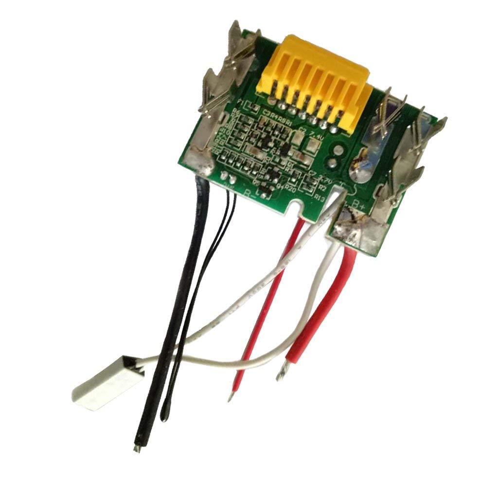 2pcs 18V 3A Lithium Battery PCB Board for  BL1830 BL1840 BL1850 LXT400
