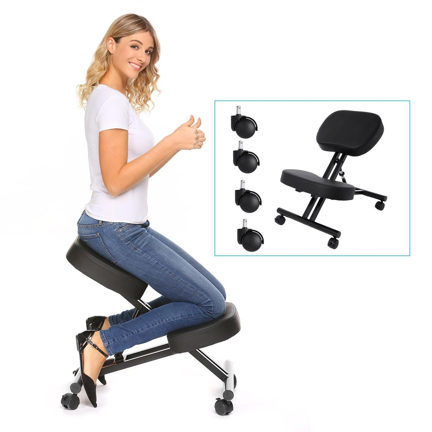 Phenomenal Cheap Desk Chair Kneeling Find Desk Chair Kneeling Deals On Pabps2019 Chair Design Images Pabps2019Com