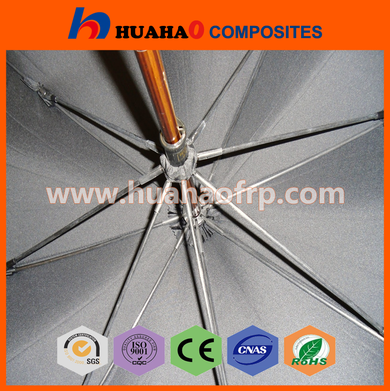 Fiberglass Umbrella Frame,High Strength Umbrella shafts Colorful UV Resistant Durable Manufacturer Rain Umbrella Frames