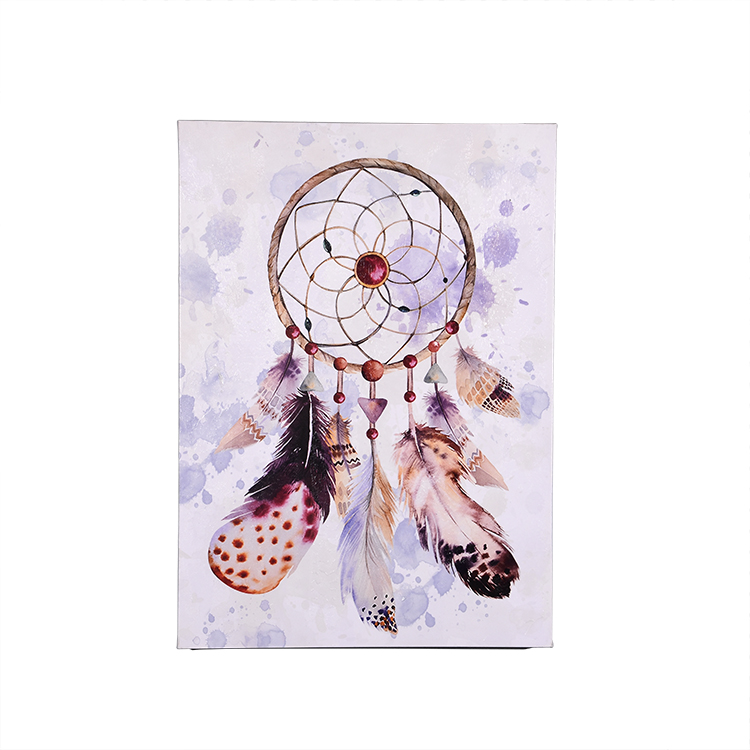 TAOYE Personality Colorful Catching Dream Mesh Oil Painting For Bedroom
