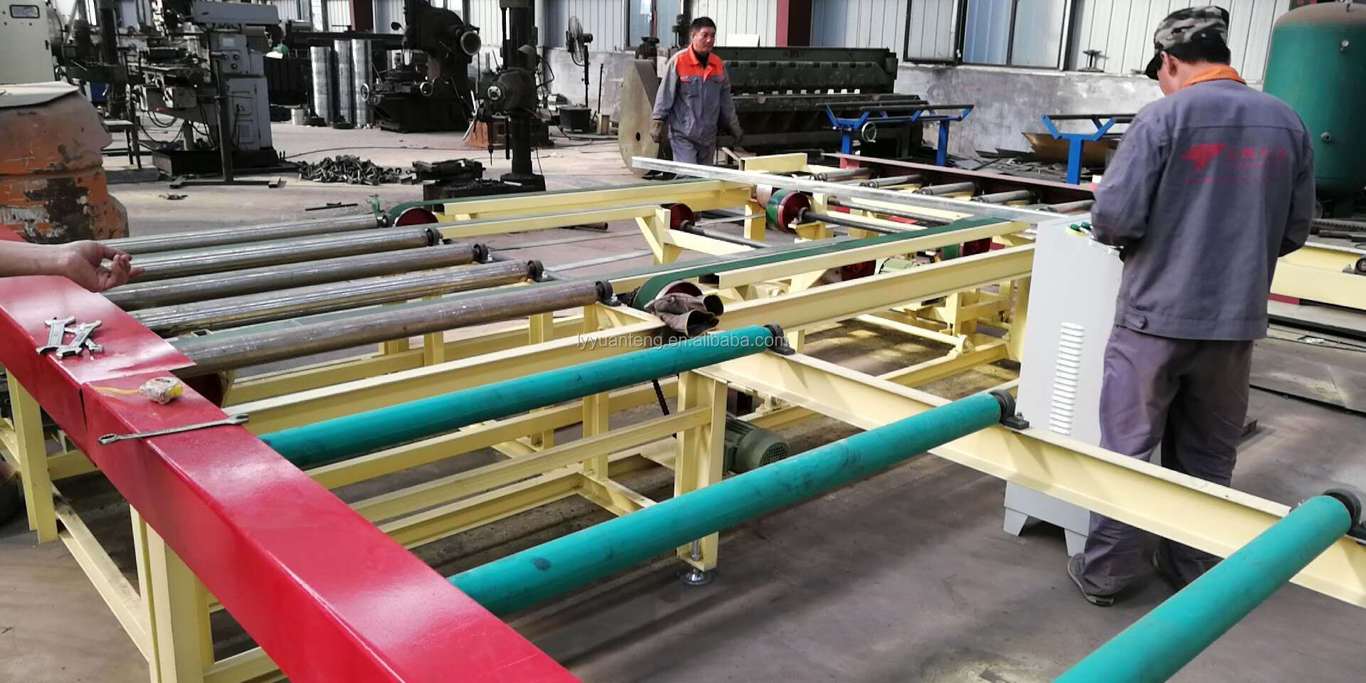 Gypsum cornice machine 3000 pcs one day