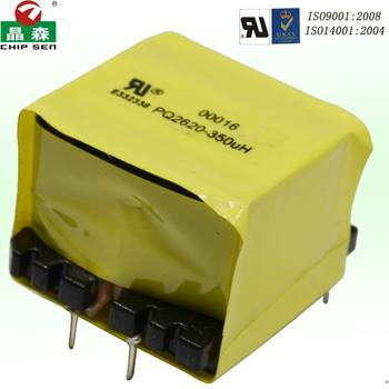Chipsen EE EI PQ ETD EFD RM Input 220V output 24V Transformer Power Supply Step Down high frequency LED bulb current transformer