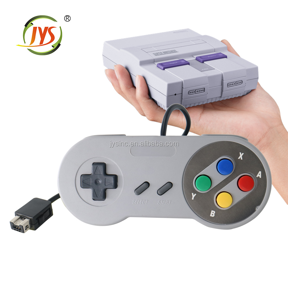 Wired Classic Controller For Snes Just Plug It In And Play! - Buy ...