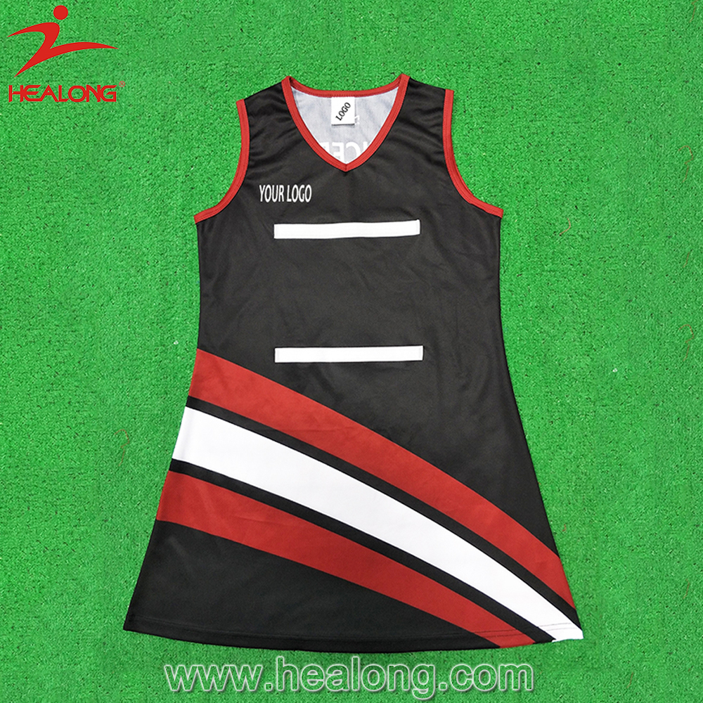 Design t shirt netball - Custom Women Sublimated Netball Skirt Cheap Netball Dresses Design
