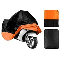 Heated motorcycle cover heavy duty heated motorcycle cover