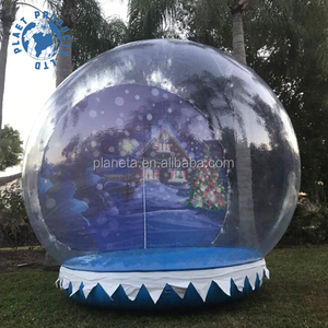 Outdoor Snow Globe Inflatable Decorations Supplieranufacturers At Alibaba