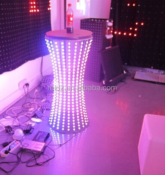 Blue Sexe Site Sex Waist Strong Led Table Lamp For Wedding Decor ...