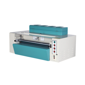LMA14 inches UV coating machine for A3 size