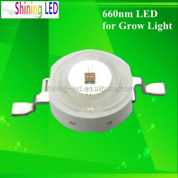 Lamp Beads Epileds Epistar 3W High Power Chip LED 660nm 1W IR Diode