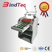 BD-D60C-A3 Semi-automatic Hot Melt Glue Book Binding Machine Print Finishing Equipment