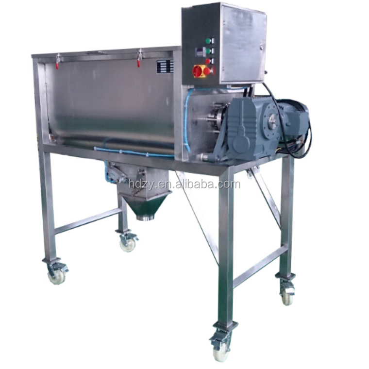Shanghai New Powder Horizontal Ribbon Blender/Powder Mixer/mixing machine