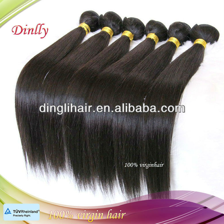 Virgin Silky Straight Hair Weave Cheap Brazilian Hair Weaving Buy